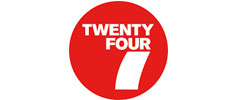 Twentyfourseven logo